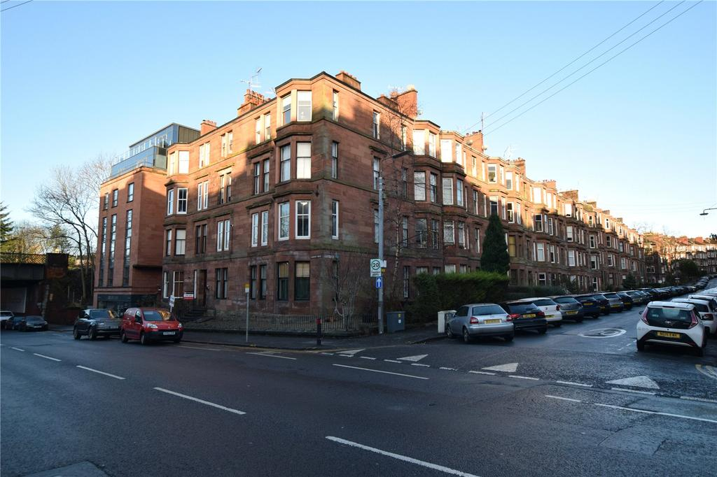 2 Bedrooms Apartment Flat for sale in 2/1, Clarence Drive, Hyndland, Glasgow