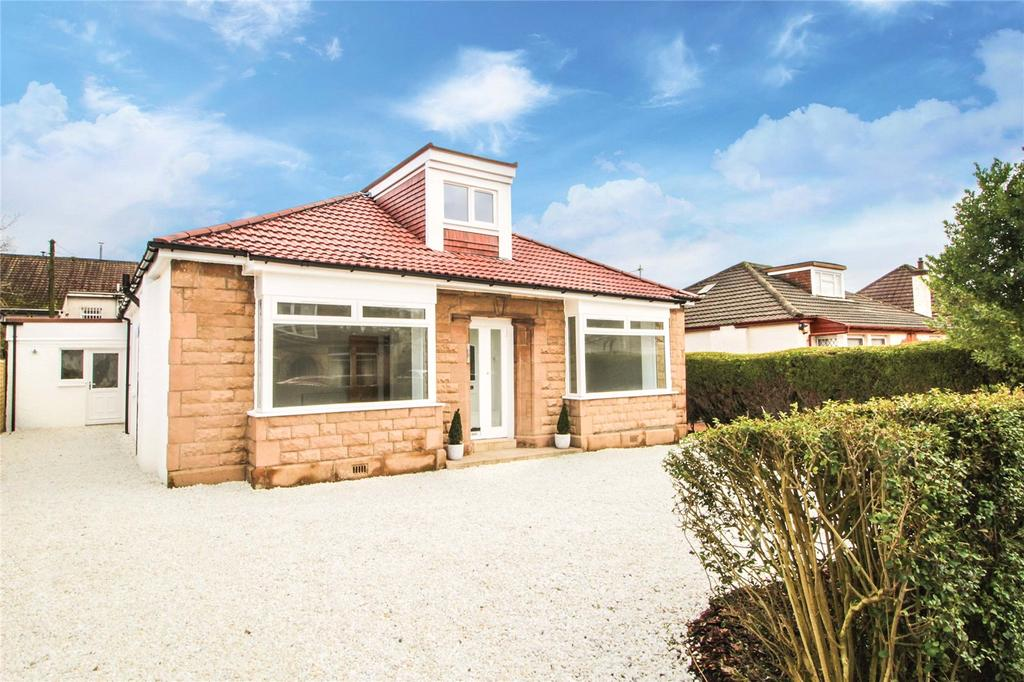 4 Bedrooms Detached Bungalow for sale in Leven Drive, Bearsden, Glasgow