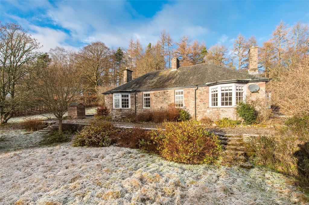 3 Bedrooms Detached House for sale in Crofthope Cottage, Argaty, By Doune, Perthshire
