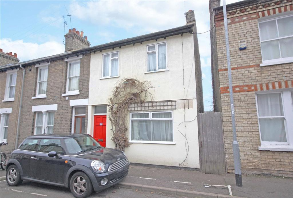 2 Bedrooms End Of Terrace House for sale in Thoday Street, Cambridge, CB1