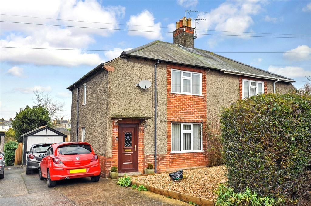 2 Bedrooms Semi Detached House for sale in Stanton Road, Asfordby Hill, Melton Mowbray