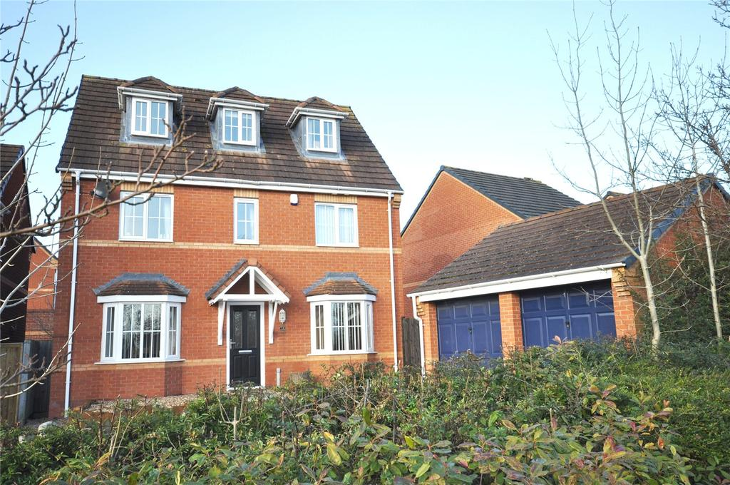 5 Bedrooms Detached House for sale in Lancers Drive, Melton Mowbray, Leicestershire
