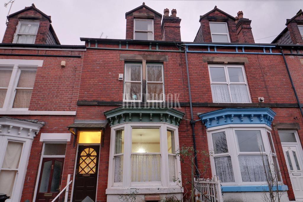 4 Bedrooms Terraced House for sale in Woodstock Road, Nethger Edge, S7 1HA