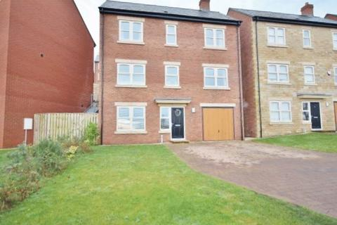 4 bedroom detached house to rent - Willoughby Park, Alnwick