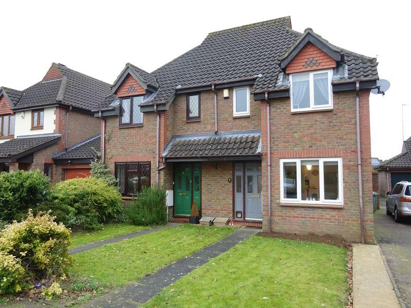 2 Bedrooms Semi Detached House for sale in The Moors, Drayton, Norwich.