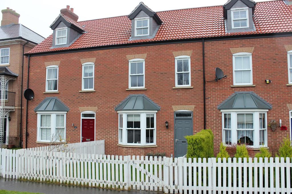 3 Bedrooms Terraced House for sale in Riverside, Boston, PE21