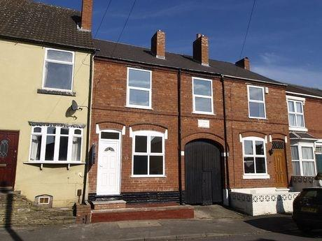 3 Bedrooms Terraced House for sale in Belmont Road, Wollescote, Stourbridge, DY9 8AY