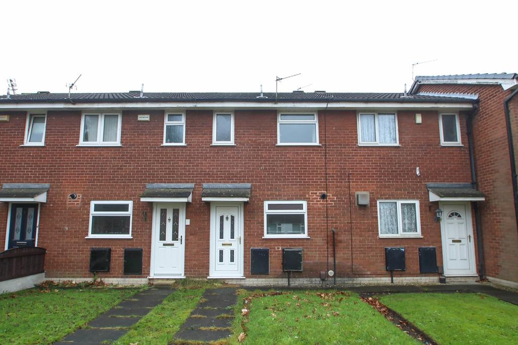 2 Bedrooms Town House for sale in Bradwell Walk, Flixton, Manchester, M41