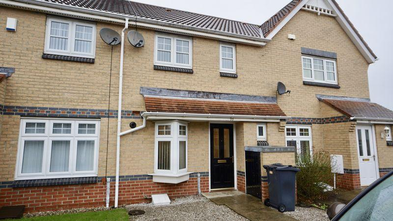 2 Bedrooms Terraced House for sale in Aydon Gardens Longbenton