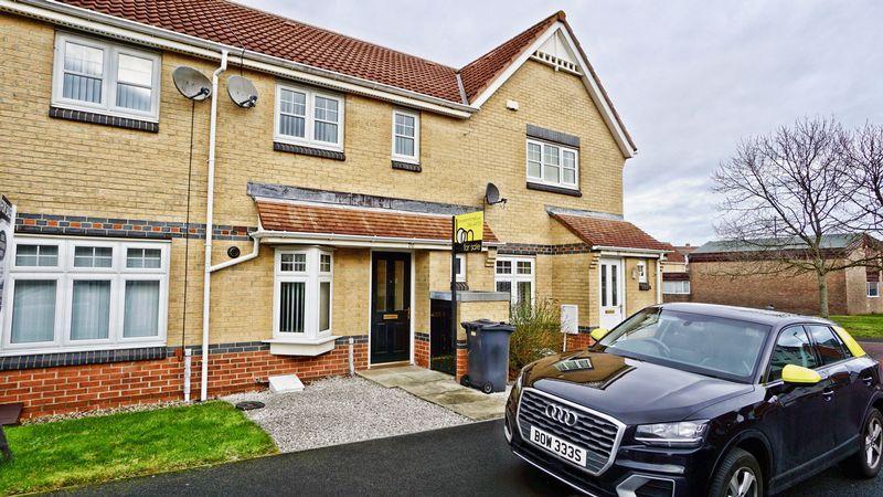 2 Bedrooms Terraced House for sale in Aydon Gardens Longbenton