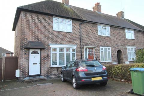 2 bedroom semi-detached house to rent - Ridgebrook Road,  London, SE3