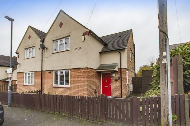 3 Bedrooms Semi Detached House for rent in HAWKE STREET, DERBY
