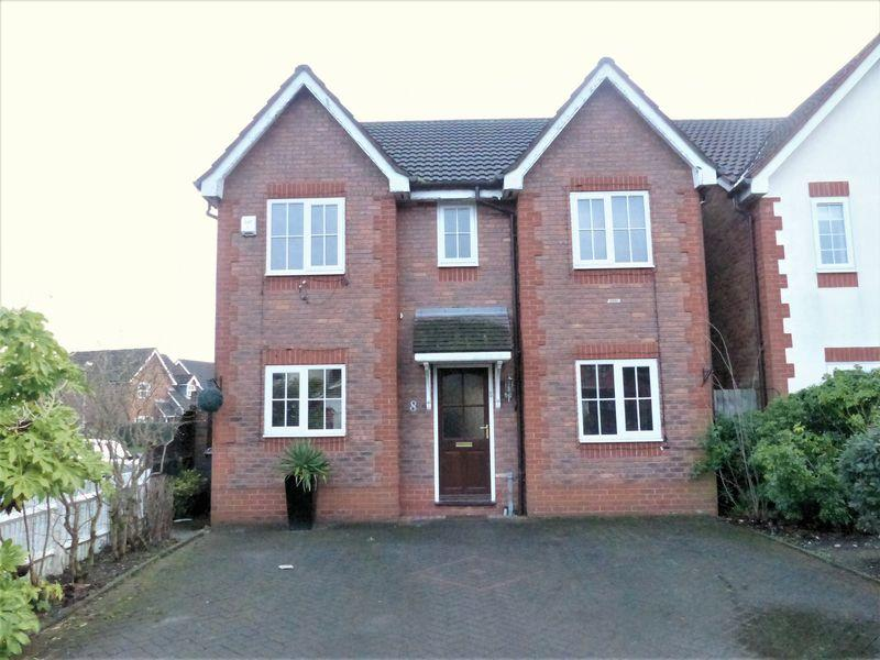 4 Bedrooms Detached House for sale in Granary Lane, Sutton Coldfield