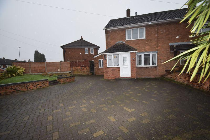 2 Bedrooms Semi Detached House for sale in Catshill Road, Brownhills