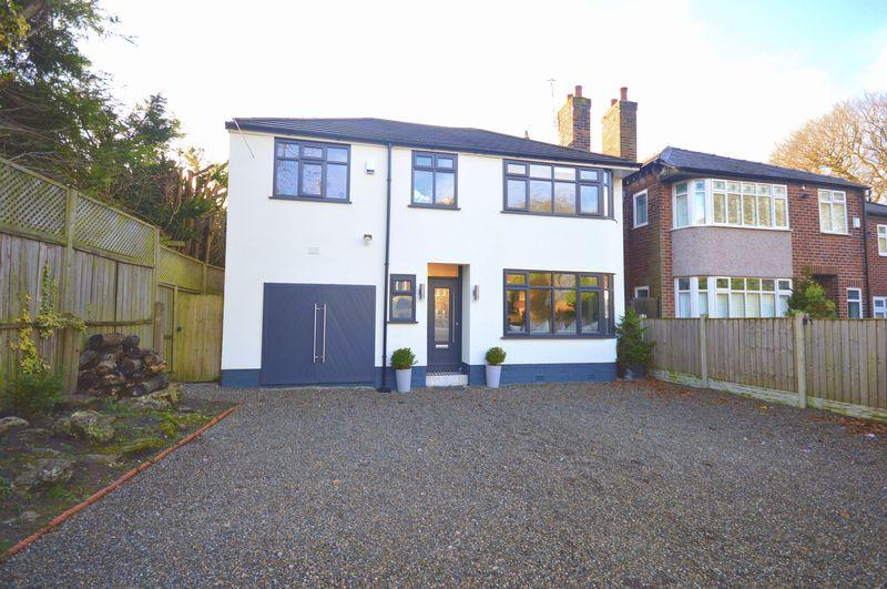 4 Bedrooms Detached House for sale in Newcroft Road, Woolton