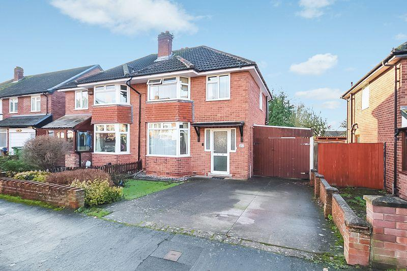 3 Bedrooms Semi Detached House for sale in OFF AYLESTONE HILL