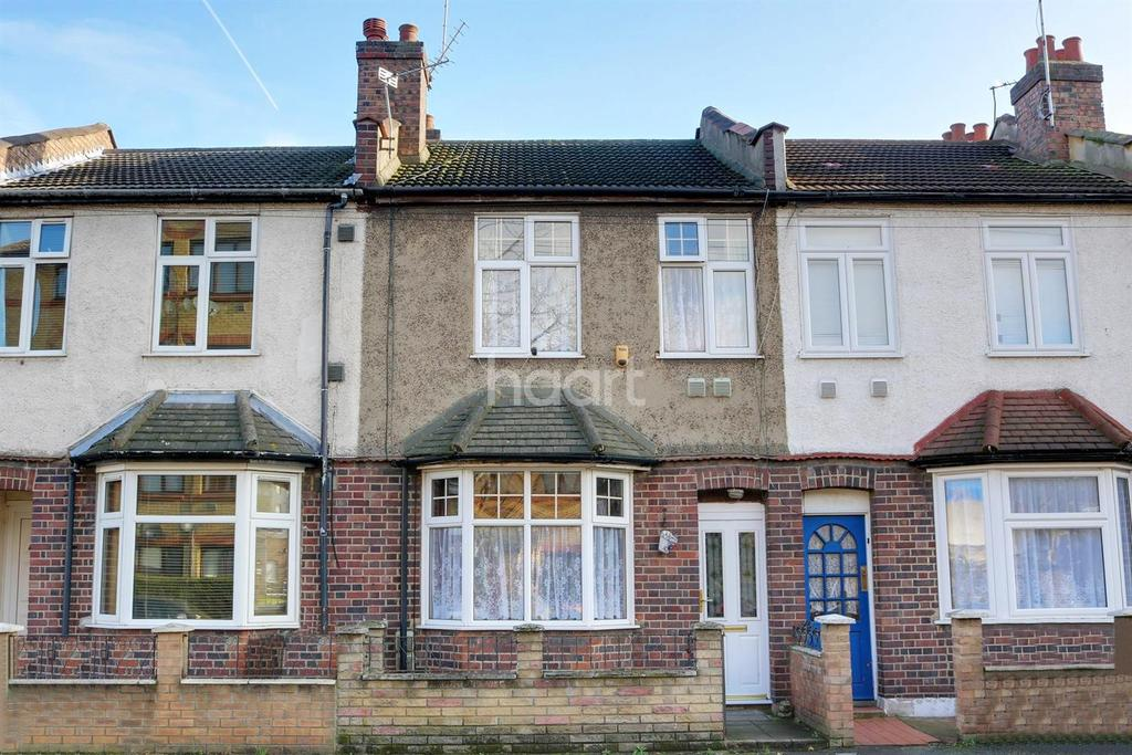 3 Bedrooms Terraced House for sale in Kennard Street, Royal Docks
