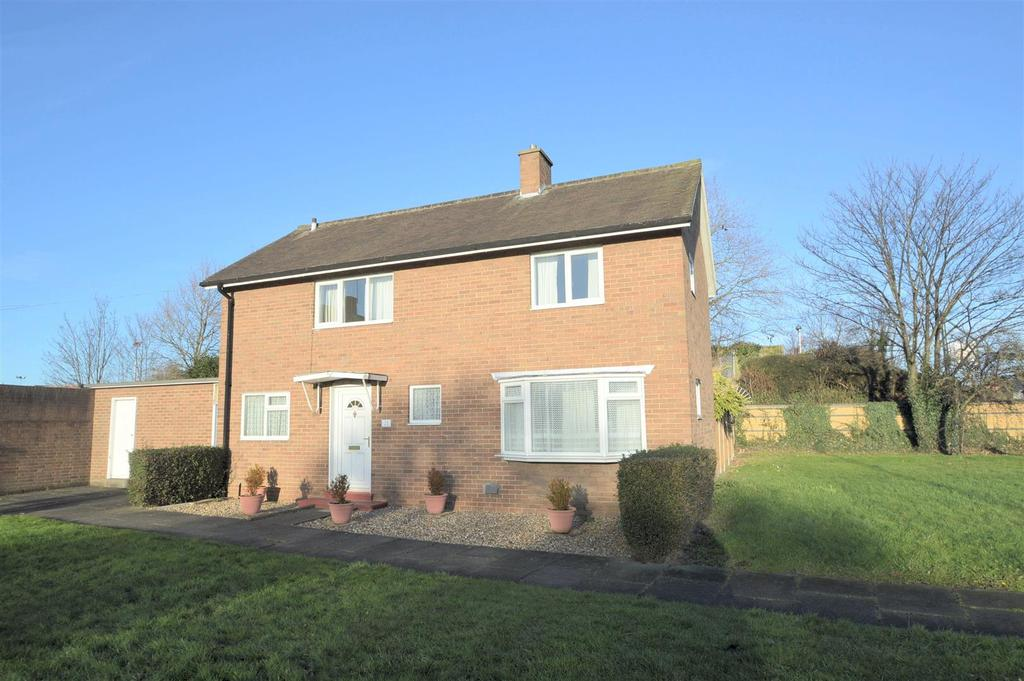 3 Bedrooms Detached House for sale in 21 Whitchurch Road, Shrewsbury, SY1 4DN
