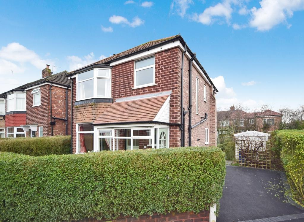 3 Bedrooms Detached House for sale in Brookhead Drive, Cheadle