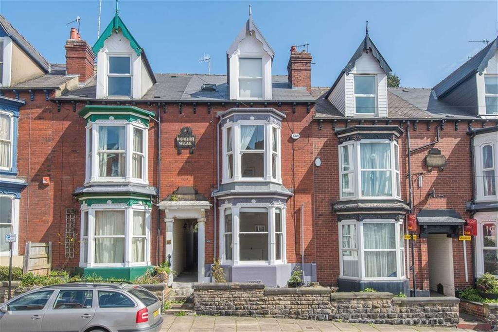 4 Bedrooms Terraced House for sale in Highcliffe Villas, 42, Thompson Road, Botanical Gardens, Sheffield, S11