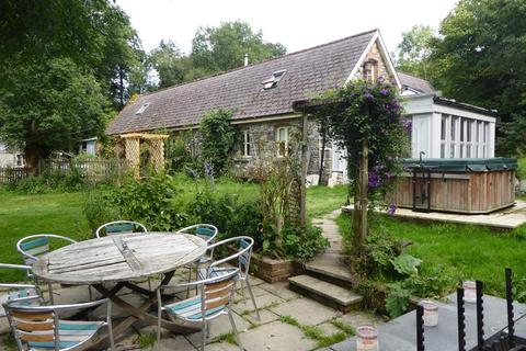 4 bedroom property with land for sale - Llanfair Clydogau, Lampeter
