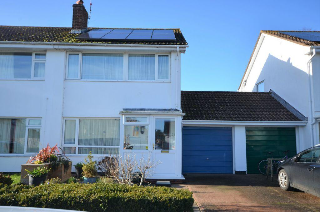 3 Bedrooms House for sale in Parkers Road, Starcross, EX6
