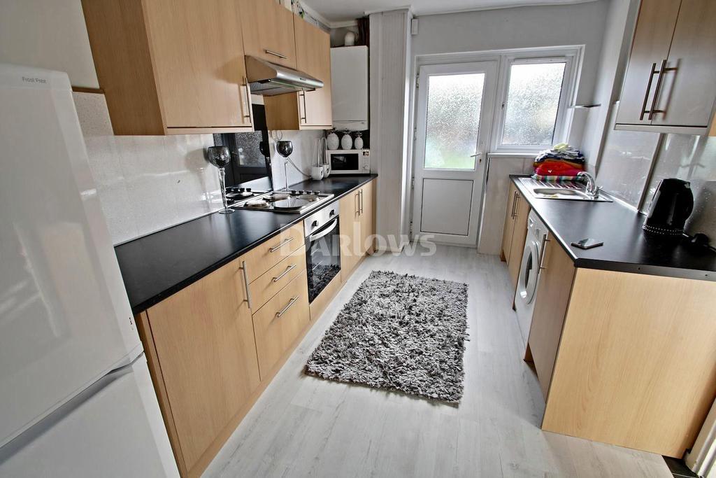 3 Bedrooms Semi Detached House for sale in Pensarn Road, Rumney, Carduff