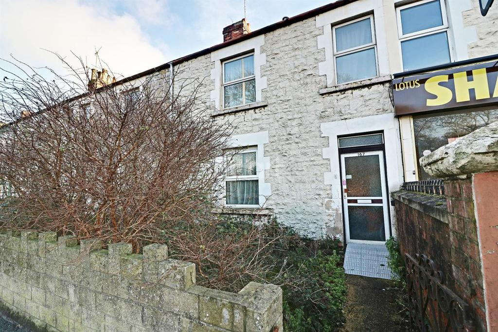 2 Bedrooms Terraced House for sale in Faringdon Road, Swindon, Wiltshire