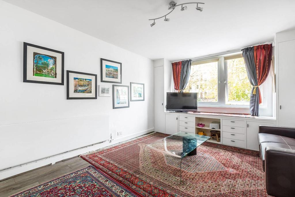 2 Bedrooms Apartment Flat for sale in Craven Hill, London