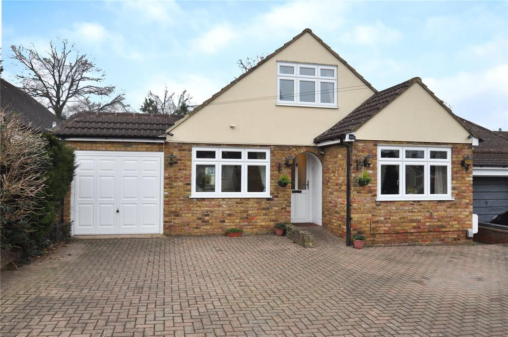 4 Bedrooms Detached House for sale in The Crescent, Bricket Wood, St. Albans, Hertfordshire