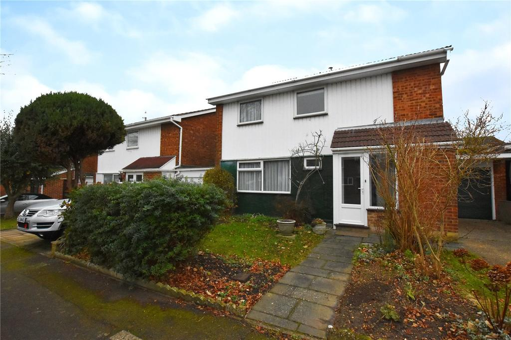 4 Bedrooms Link Detached House for sale in Flavian Close, St. Albans, Hertfordshire