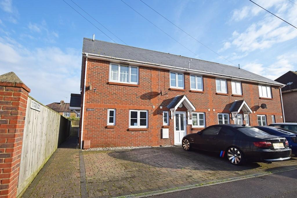 2 Bedrooms End Of Terrace House for sale in Farmhouse Terrace, Dorset Road, Bognor Regis, PO21