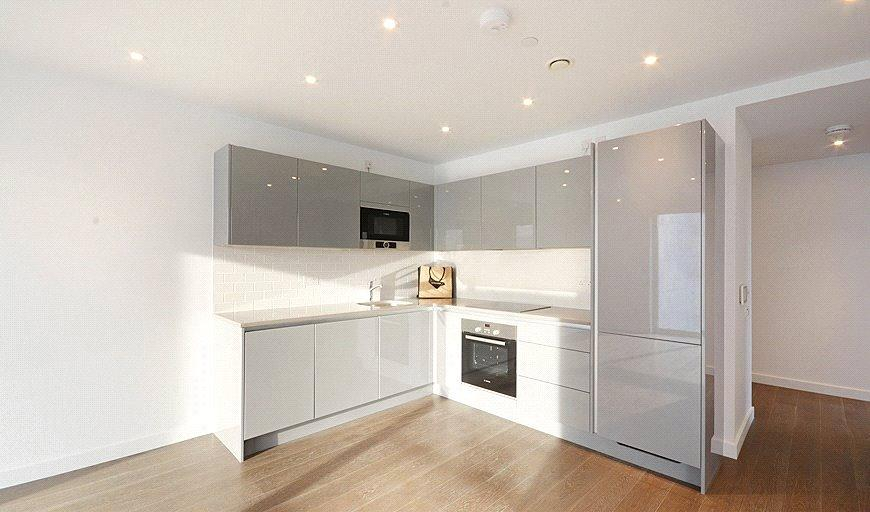 2 Bedrooms Flat for sale in Baldwin Point, 6 Sayer Street, London, SE17