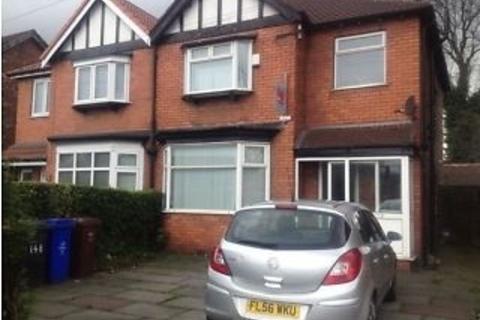 4 bedroom semi-detached house to rent - Birchfields Rd, Fallowfield, Manchester M14