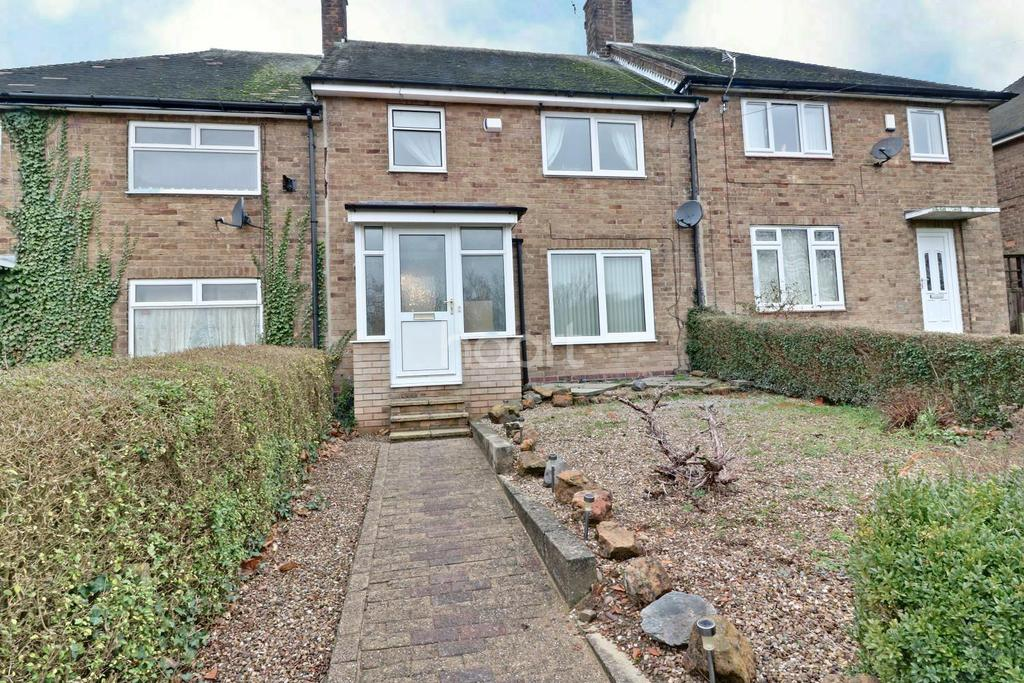 3 Bedrooms Terraced House for sale in Chiltern Way, Bestwood Park, Nottingham