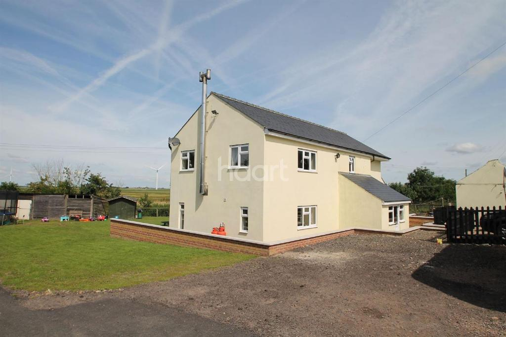 5 Bedrooms Farm House Character Property for sale in Doddington