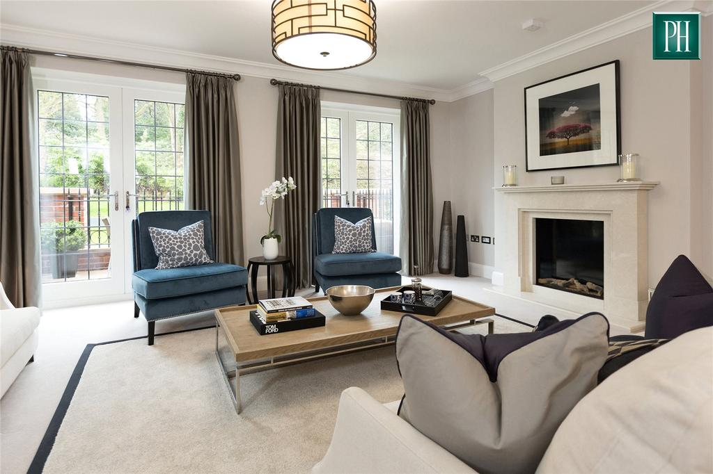 3 Bedrooms Apartment Flat for sale in Bollin Hey, Collar House Drive, Prestbury, Cheshire, SK10
