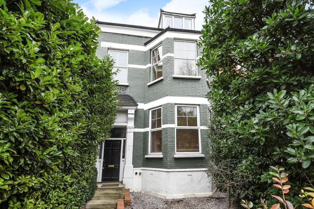 2 Bedrooms Flat for sale in Hornsey Rise, Crouch Hill