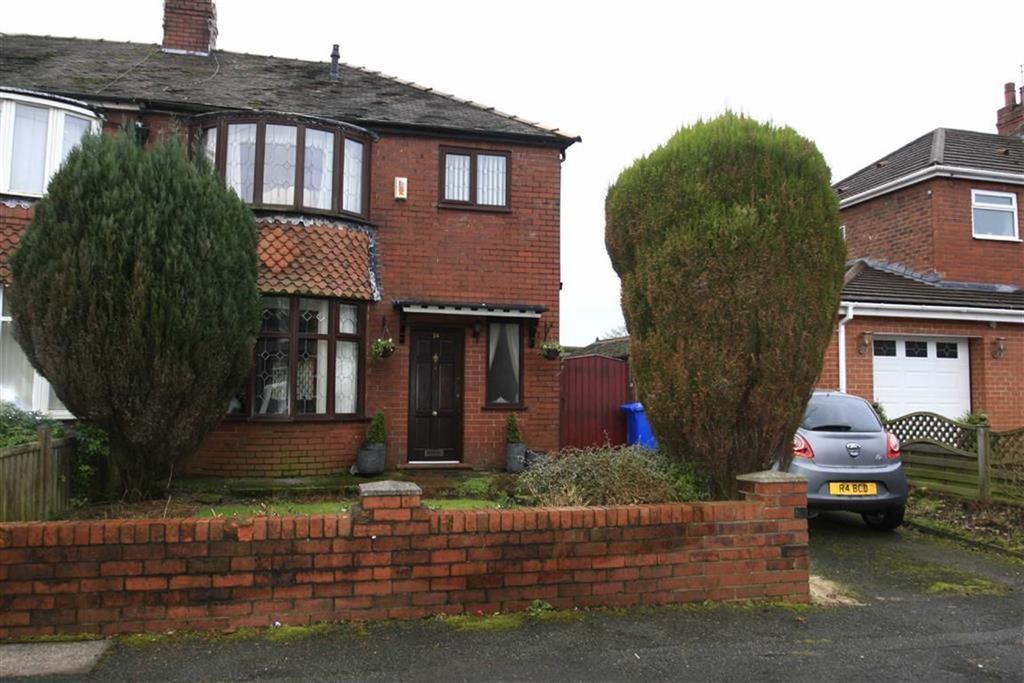 3 Bedrooms Semi Detached House for sale in 14, Lonsdale Avenue, Kingsway, Rochdale, OL16