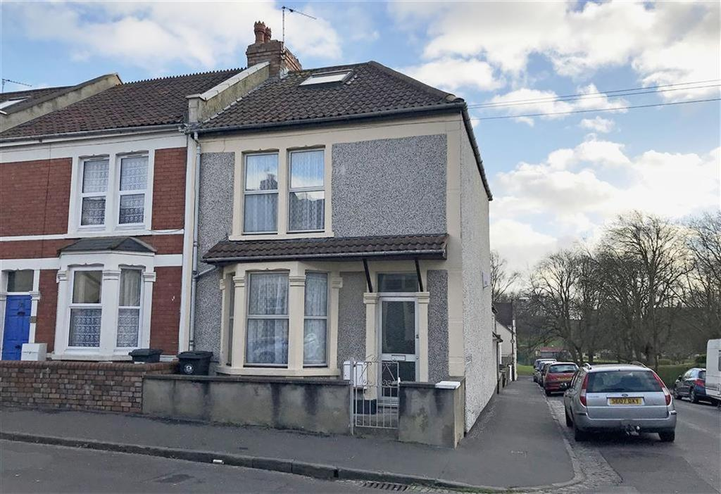 2 Bedrooms End Of Terrace House for sale in Stretford Road, St George, Bristol