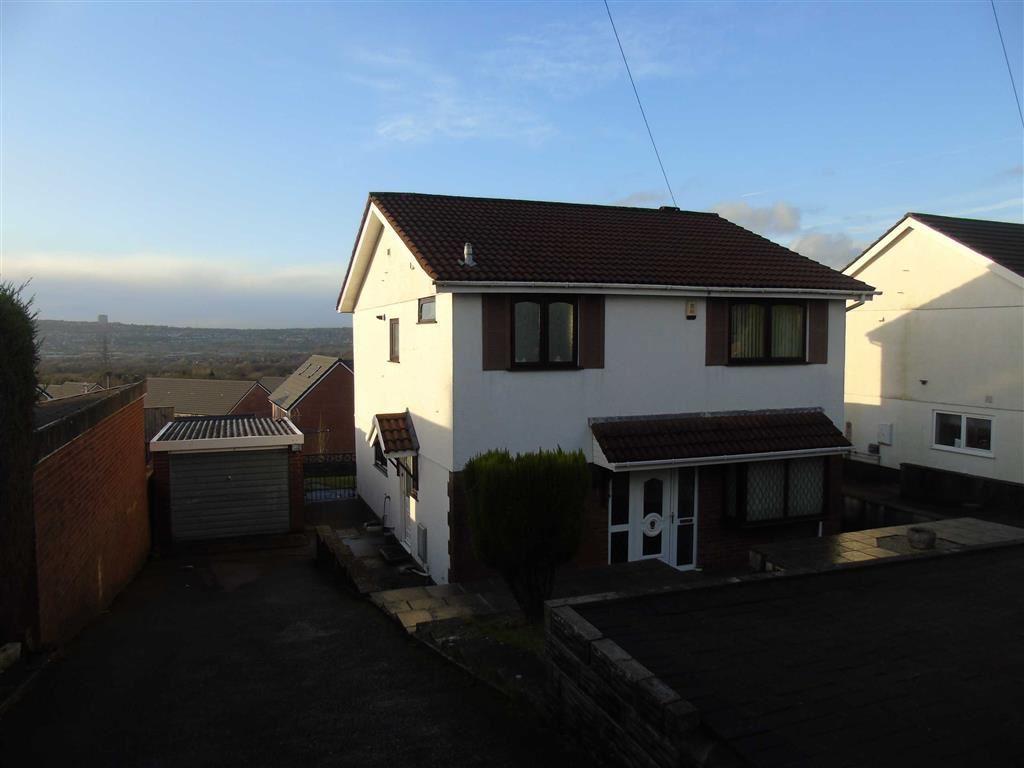 4 Bedrooms Detached House for sale in Rhyd Y Coed, Birchgrove, Swansea