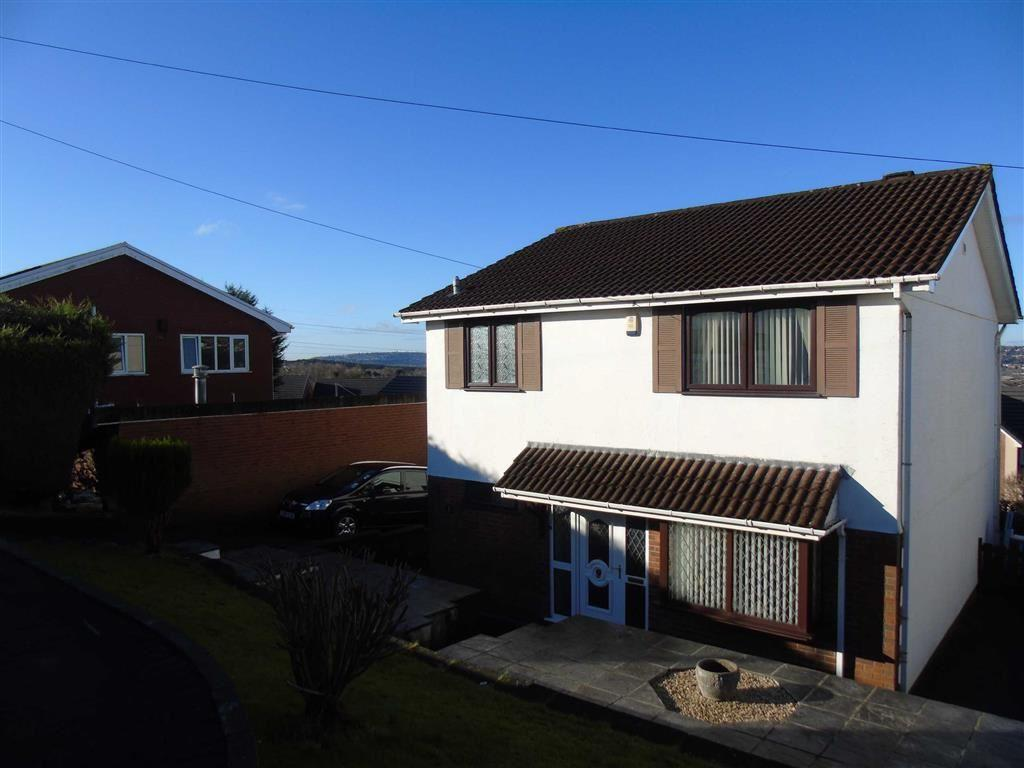 4 Bedrooms Detached House for sale in Rhyd Y Coed, Birchgrove, Swansea