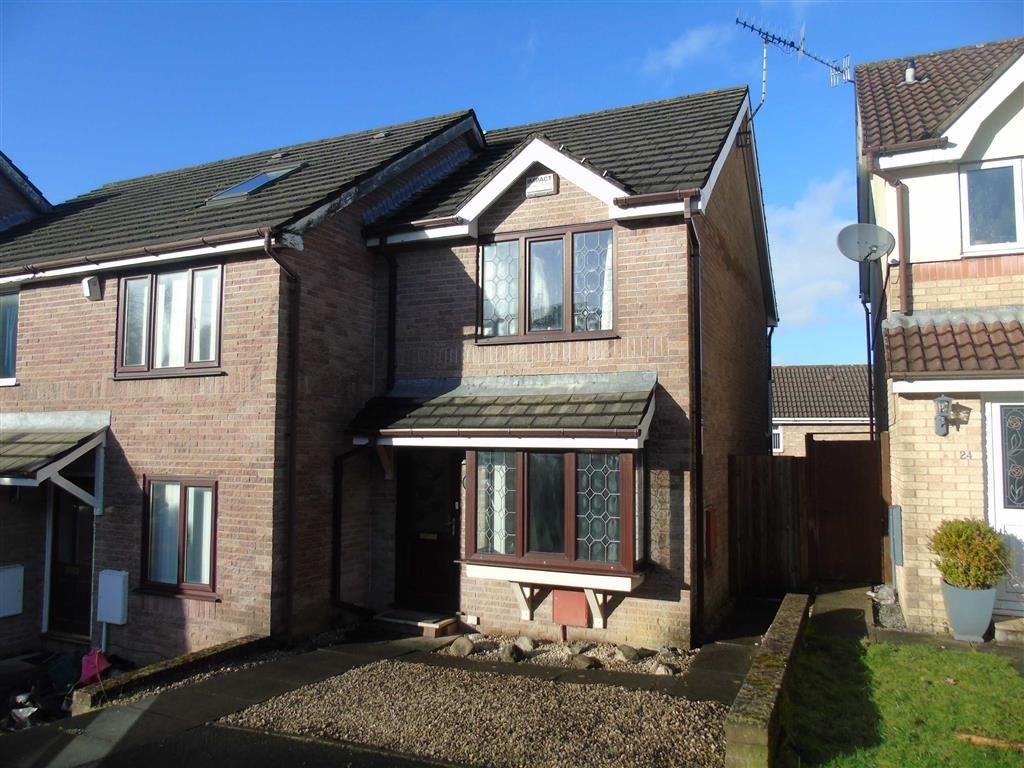2 Bedrooms Detached House for sale in Midland Place, Llansamlet, Swansea