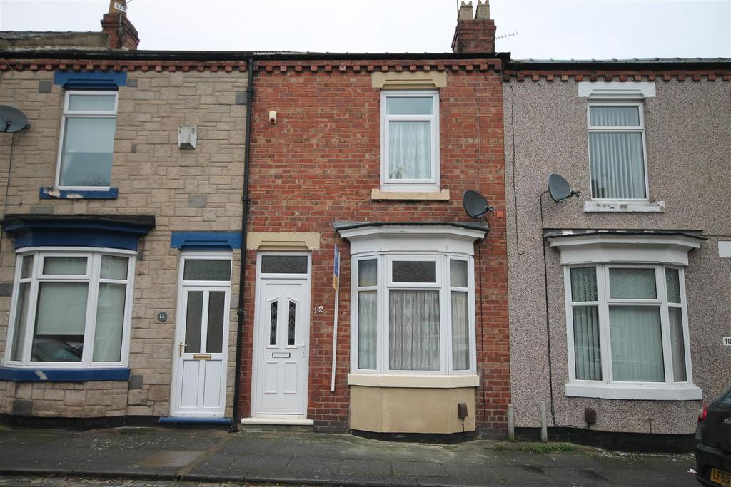 2 Bedrooms Terraced House for sale in Willow Road East, Darlington