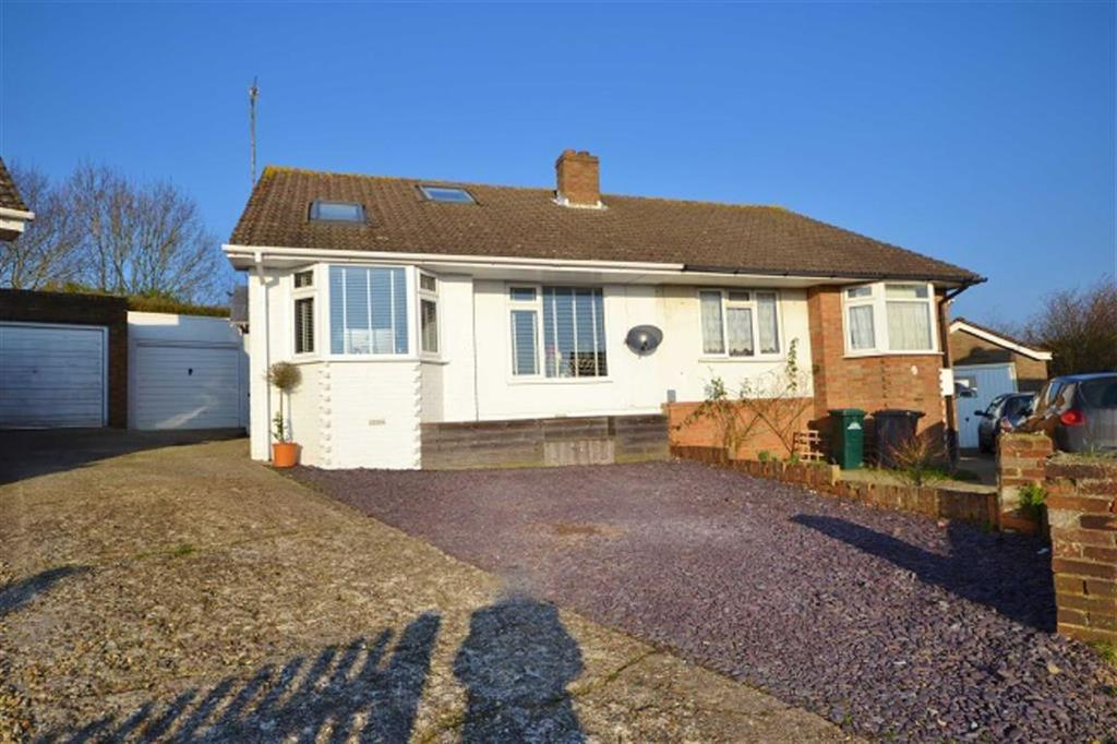 3 Bedrooms Semi Detached Bungalow for sale in Portslade