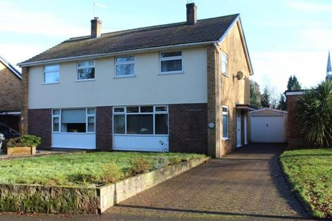 3 bedroom semi-detached house for sale - 21 Greenvale, Church Aston, Newport, Shropshire, TF10 7JE