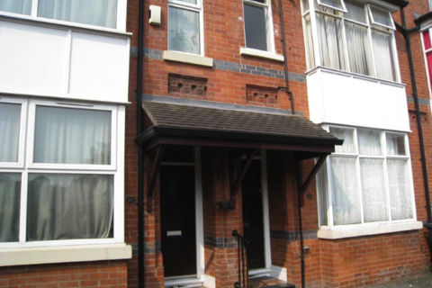 2 bedroom flat to rent - Russel ave, whalley range, manchester M16