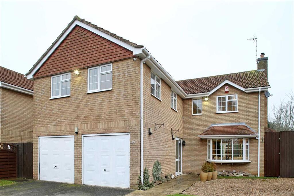 5 Bedrooms Detached House for sale in Wendover Drive, Hinckley