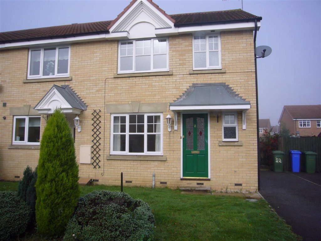 3 Bedrooms Semi Detached House for sale in Thurlow Avenue, Pocklington