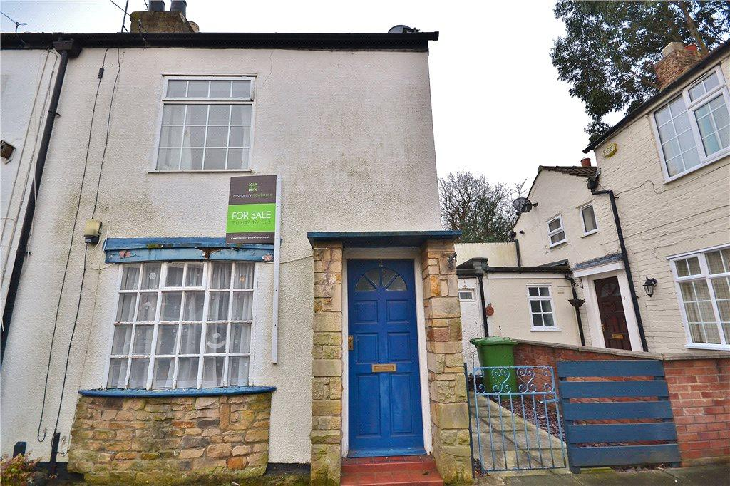 1 Bedroom Terraced House for sale in Nelson Square, Norton, Stockton On Tees